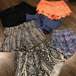 Pants - Like new Shorts bundle